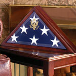 Military Flag Case and Accessories